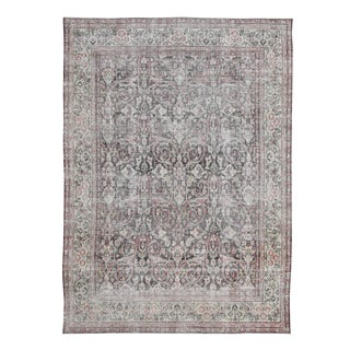 """Early 20th Century Persian Mahal Rug-9'7'x13"""" For Sale"""