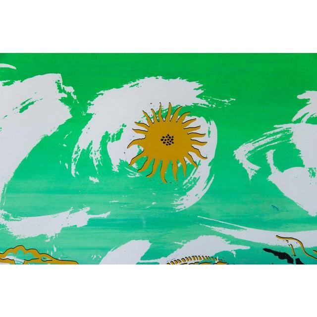 Barbara Vada Benson Seascape Serigraph - Image 4 of 6