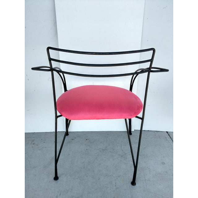 1980s Pascal Mourgue, Twist Chair, 1985 For Sale - Image 5 of 10