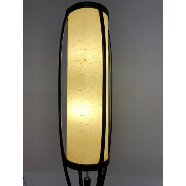 Modeline Modeline of California Sculptural Mid-Century Modern Floor Lamp For Sale - Image 4 of 13