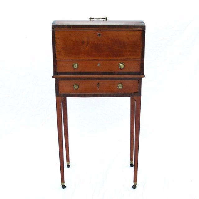 Collinson & Lock 19th Century Humidor For Sale