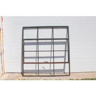 Early 21st Century Vintage Factory Casement Metal Window Frame Preview