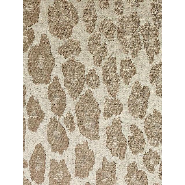 Scalamandre Chita, Taupe Fabric For Sale