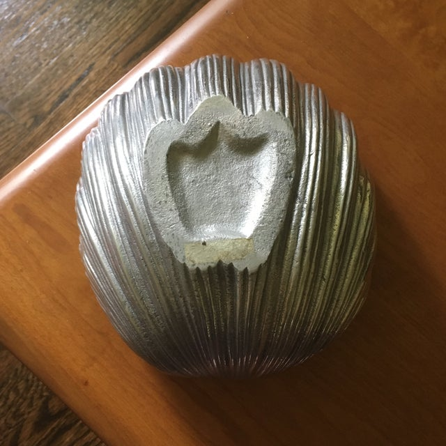 Clam Shell Shaped Decorative Bowl For Sale In Charlotte - Image 6 of 7