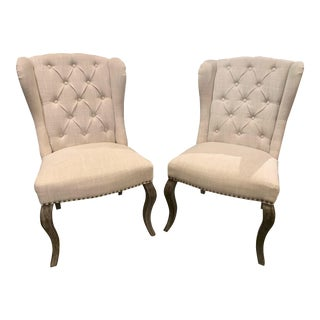 Forty West Harry Dining Chairs - a Pair For Sale