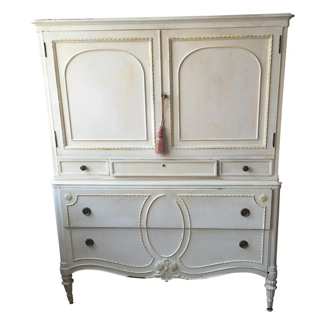 White Painted Dresser - Image 1 of 7