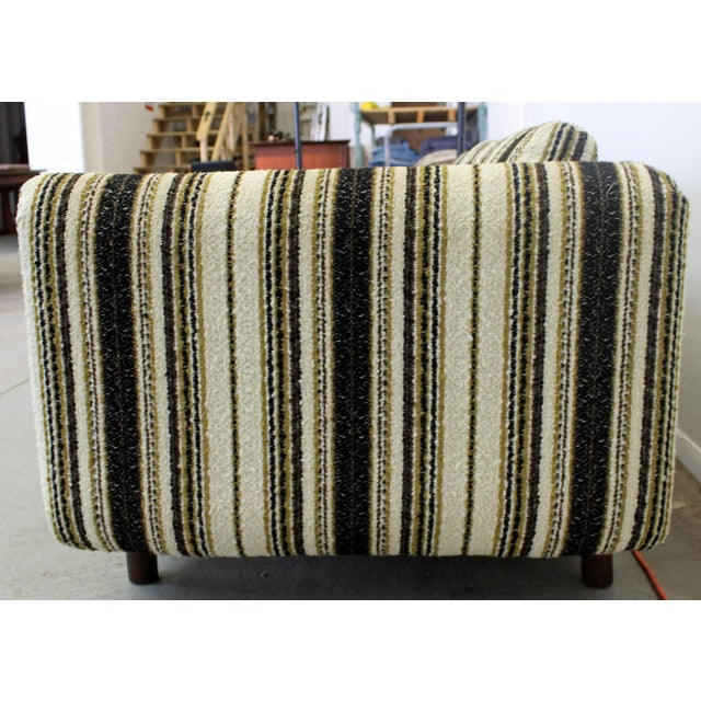 Selig Mid-Century Danish Modern Selig Vista Sofa For Sale - Image 4 of 10