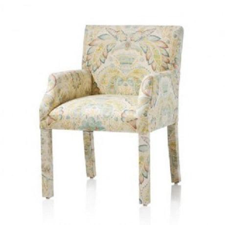 Boho Chic O. Henry House Dining Chair For Sale - Image 3 of 4