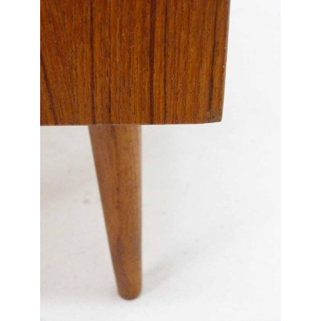 Danish Teak Record Cabinet by Povl Dinesen For Sale In Denver - Image 6 of 10