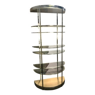 Caracole Up Up & Away Etagere For Sale