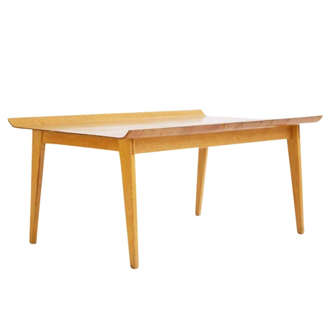 1940s Mid-Century Modern Abel Sorenson Tray Coffee Table For Sale