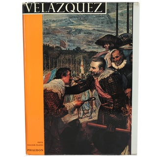 "1962 ""Velazquez"" Book For Sale"