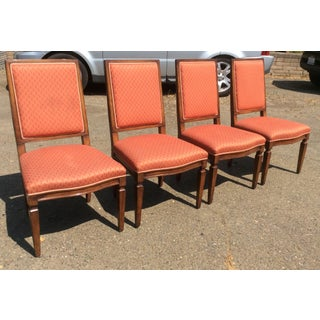 Tuscan Style Chairs - Set of 4 Preview