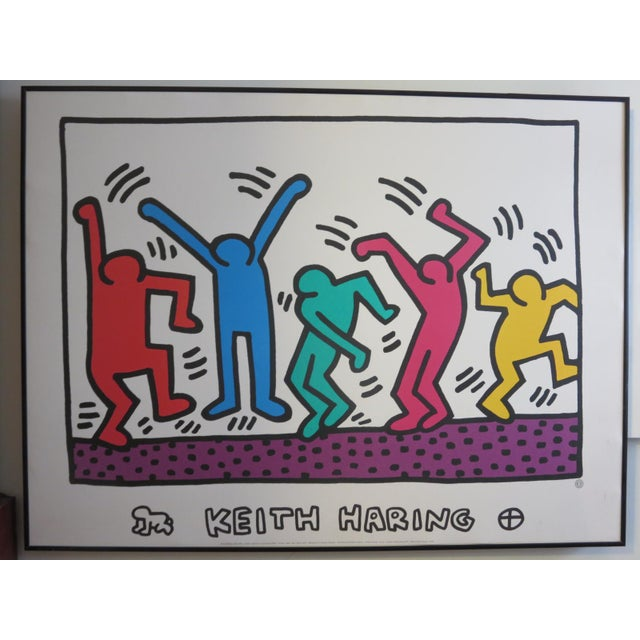 Untitled by Keith Haring Print - Image 2 of 4