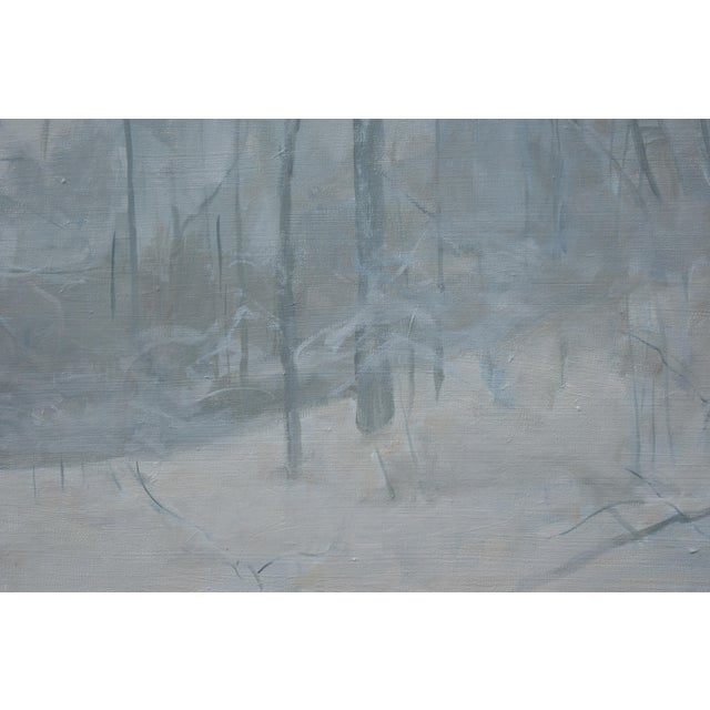 """Paint Stephen Remick """"Finding the Way Home in a Storm"""" Contemporary Painting For Sale - Image 7 of 10"""