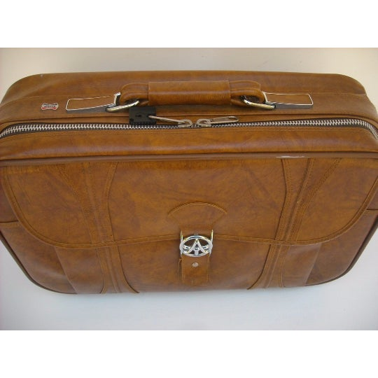 Mid-Century American Tourister Suitcase - Image 5 of 6