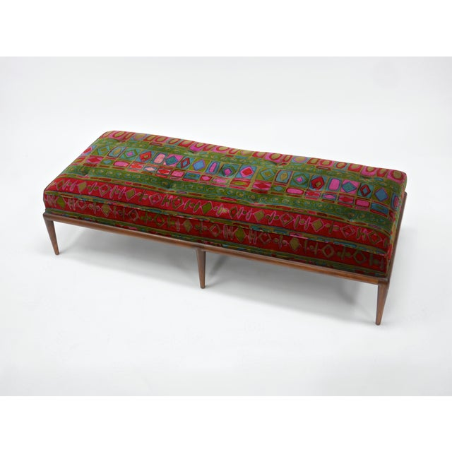 Mid 20th Century Daybed by t.h. Robsjohn-Gibbings for Widdicomb For Sale - Image 5 of 7