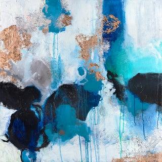 "Giclee Print on Canvas, ""Mojo Risen I"""