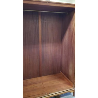 Mid Century Modern Teak Armoire by McIntosh C.1960s Preview