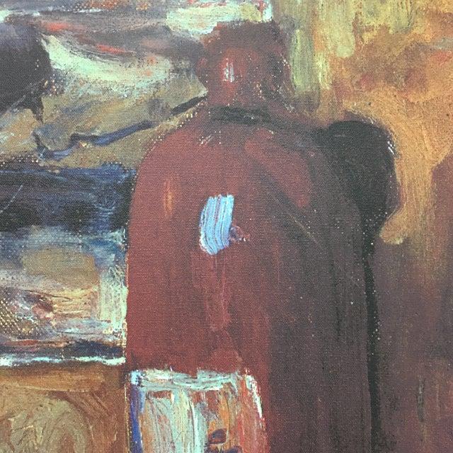 Armin I.M. Original Oil Painting - Image 5 of 11