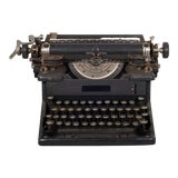 Image of Antique Woodstock Typewriter #5 C.1933 For Sale