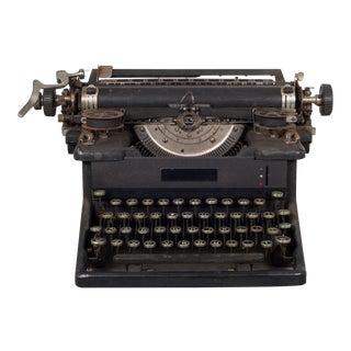 Antique Woodstock Typewriter #5 C.1933 For Sale