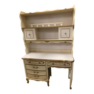 French Provincial Style Storage Cupboard For Sale