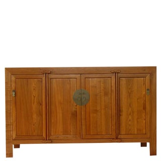 Tall Asian Sideboard For Sale