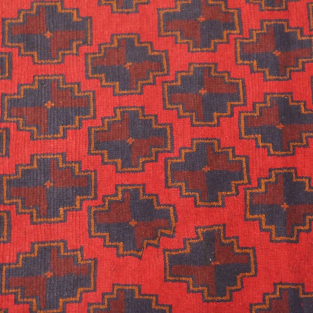 Baluch Red Rug - 3' x 5' - Image 3 of 6