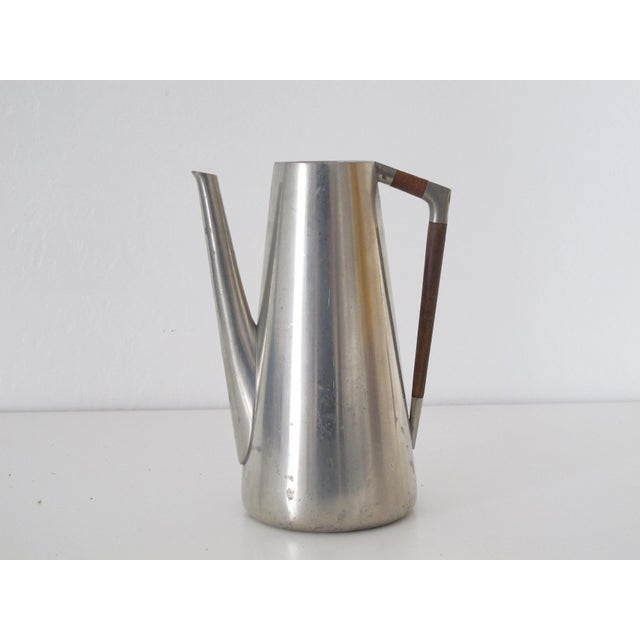 Silver Coffee Pot - Image 4 of 8
