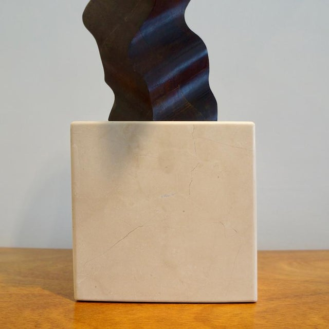 1970s Sculpture by Jerry K. Deasy For Sale - Image 9 of 10