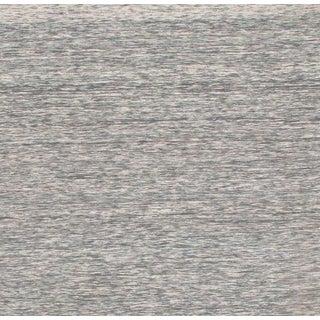 Pasargad N Y Modern Sari-Silk Flat Weave Gray Rug - 9' X 12' For Sale
