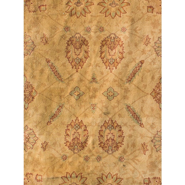 Vintage Hand-Knotted Rug - 10′ × 14′ - Image 2 of 4