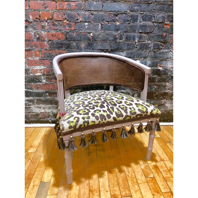 """Purple """"Purple Pearl"""" Chair For Sale - Image 8 of 8"""