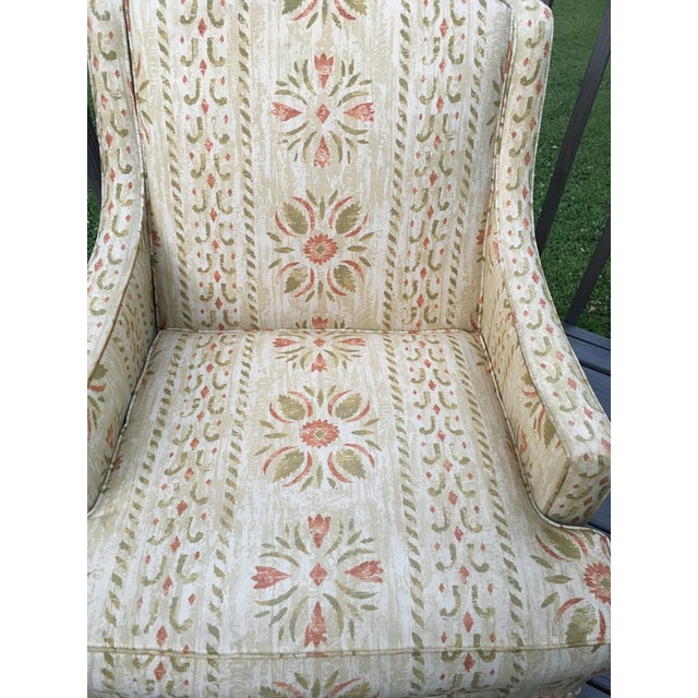 Clyde Pearson Vintage Swivel Chair For Sale - Image 9 of 11