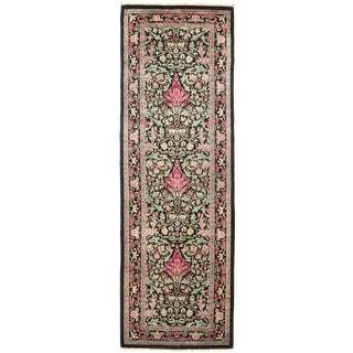 """Nantes, Eclectic Area Rug - 2' 8"""" X 8' 3"""" For Sale"""