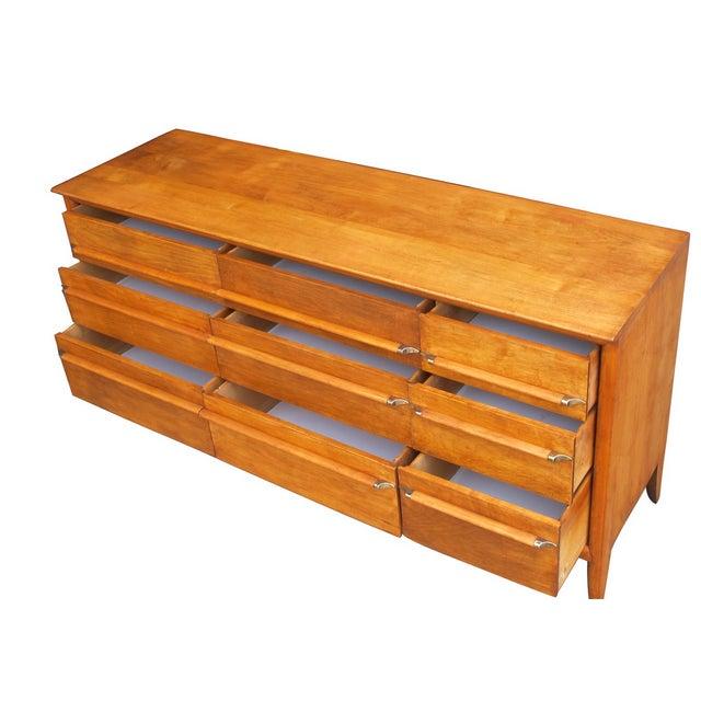 Willett Mid-Century Modern Wood Dresser/Credenza For Sale - Image 4 of 5