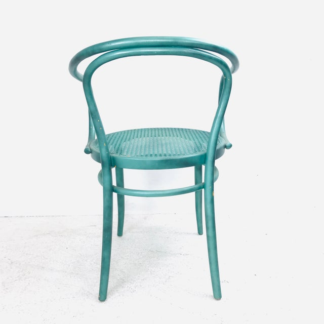 Wood Set of 8 Thonet Bentwood Dining Chairs For Sale - Image 7 of 10