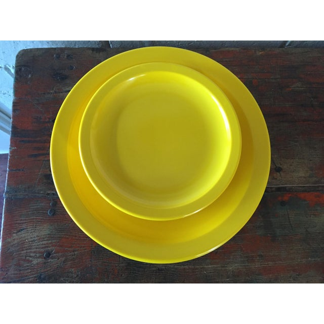 Texas Ware Melamine Plates - Set of 12 - Image 3 of 7