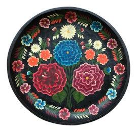 Image of Dark Pink Decorative Plates