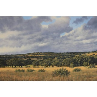 """Garrett Middaugh """"Texas Hill Country Classix"""" Oil Painting For Sale"""