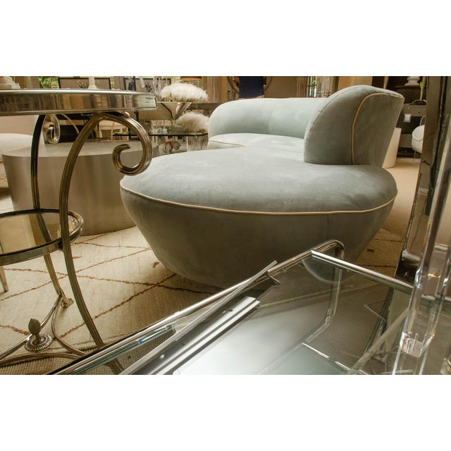1970s Cloud Sofa by Vladimir Kagan For Sale In New York - Image 6 of 8