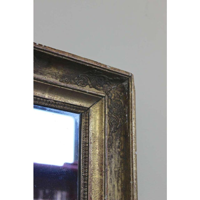 Early 19th Century Giltwood Mirror For Sale - Image 5 of 11