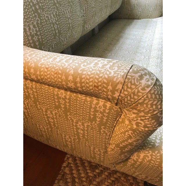 2000 - 2009 Modern George Smith Sofa For Sale - Image 5 of 13