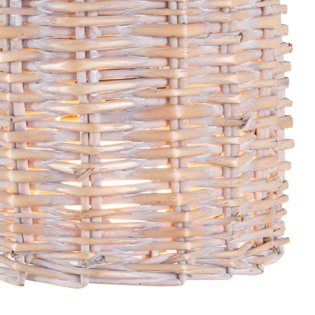 Traditional Nantucket Sconce in Natural Brass For Sale - Image 3 of 6