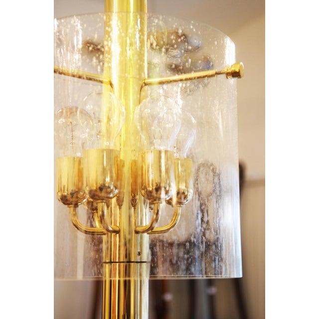 Model 4298 hanging lamp from Glashütte Limburg For Sale - Image 6 of 11