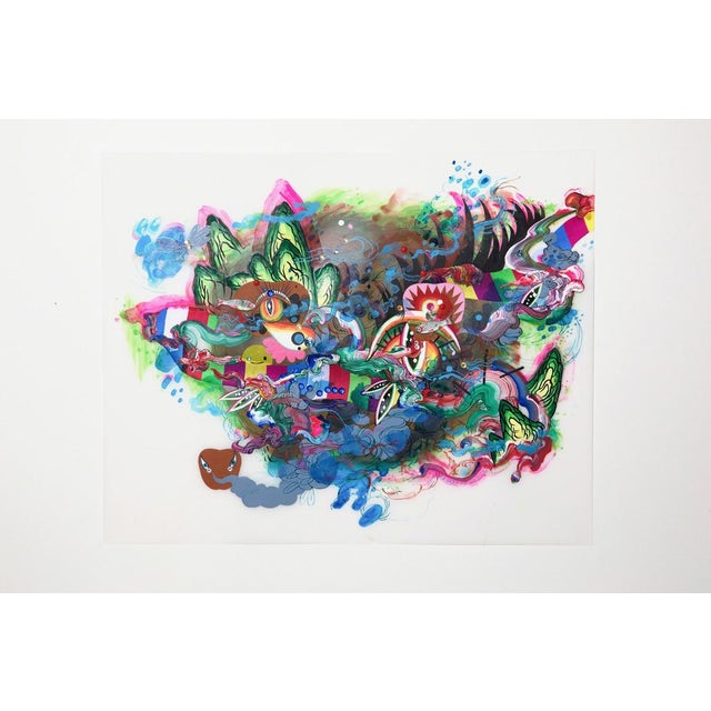 Contemporary Jiha Moon, Kudzu Doggaebi , 2017 For Sale - Image 3 of 3