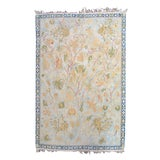 Image of Indian Dhurrie Rug - 4′9″ × 6′3″ For Sale