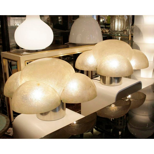 Gianemilo Piero and Anna Monti Design Table Lamps - A Pair For Sale - Image 4 of 4