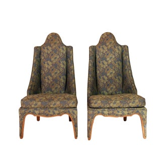 Asian Accent Chair - A Pair For Sale